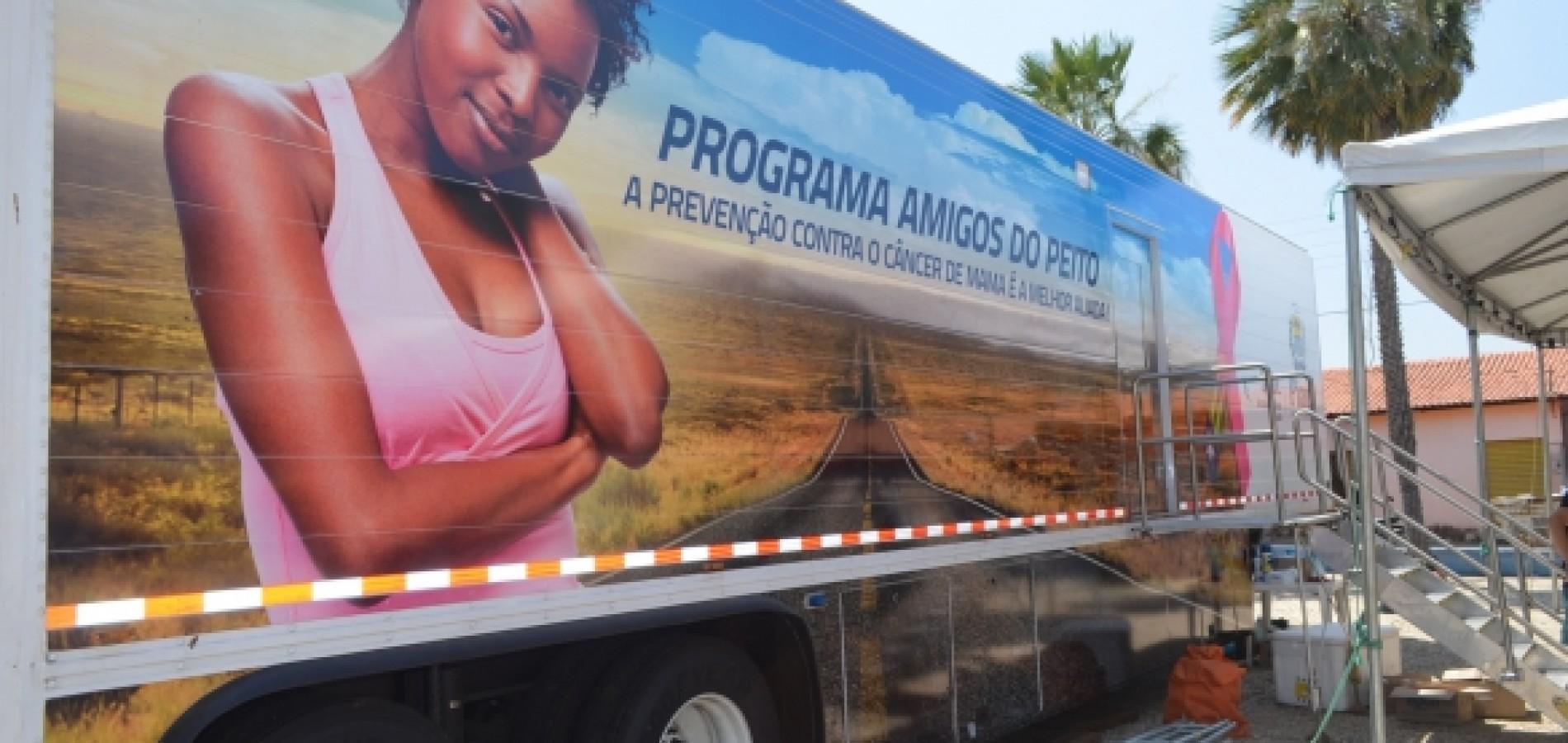 Sesapi realizará 600 exames de mamografia em cinco municípios do Piauí