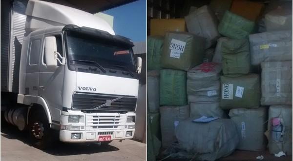 Polícia apreende uma carga de R$ 3 milhões e investiga empresário no Piauí