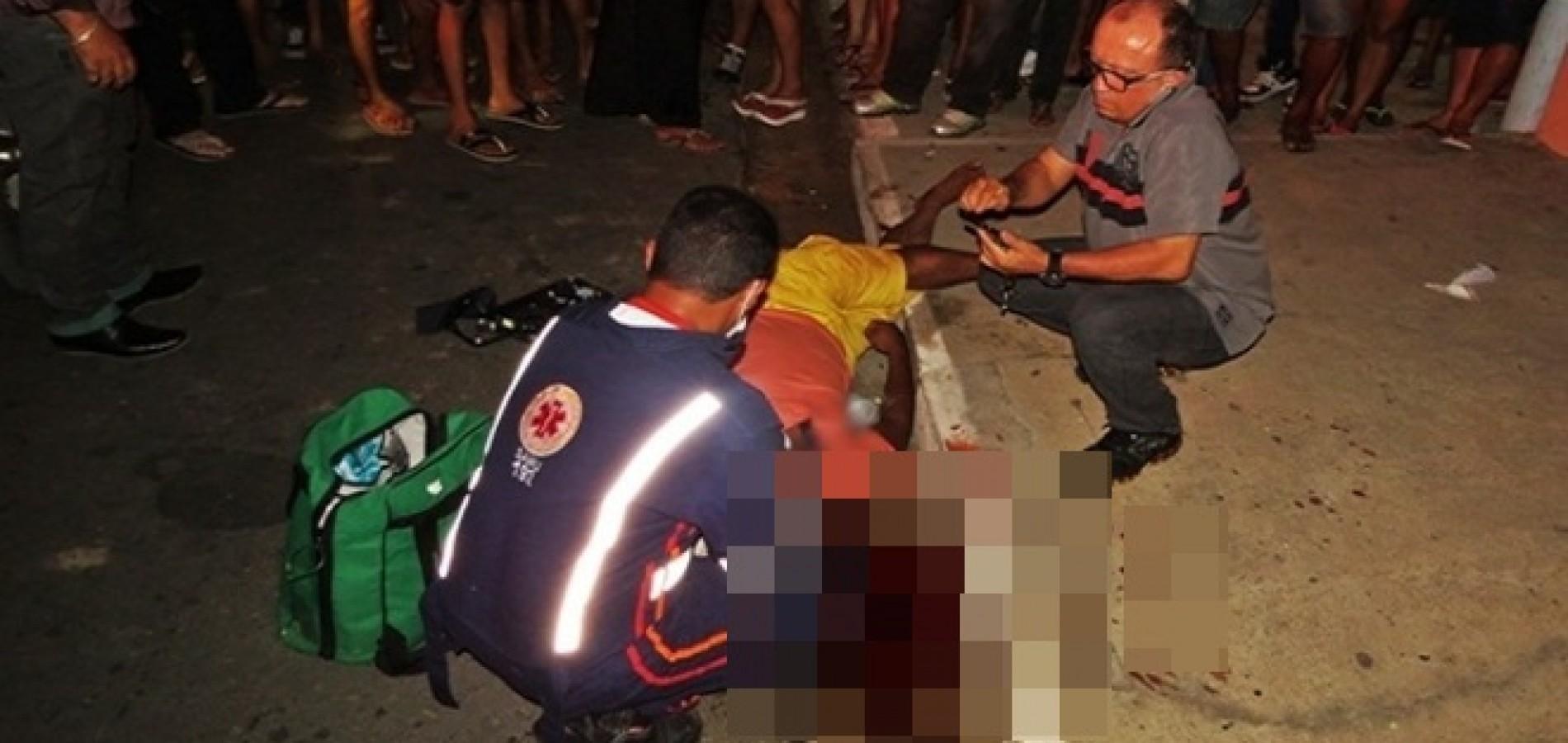 Homem é assassinado a tiros na cabeça em bingo no litoral do Piauí