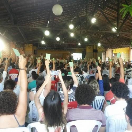 Técnicos da UFPI aceitam proposta e põem fim a greve de 109 dias