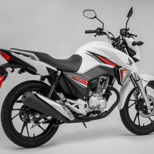 Honda CG 160 substitui a CG 150, a moto mais vendida do Brasil