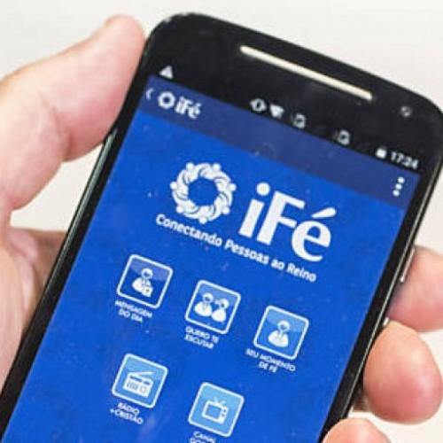 'iFé', apicativo para evangélico tem de chat com pastor a dízimo pago online