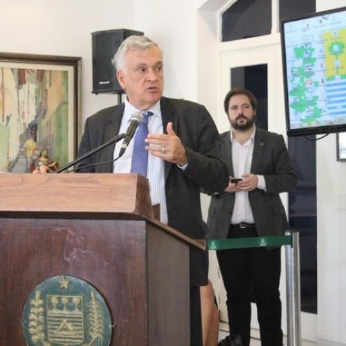 Ministro da Cultura promete recursos para ampliar Parque Serra da Capivara