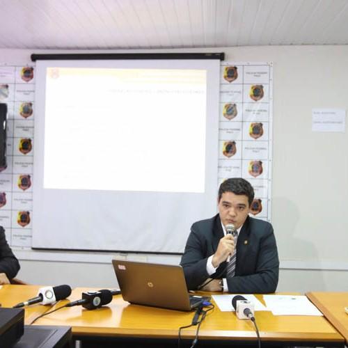 Fiscais do Ibama, ex-funcionária da Semar e mais 8 são presos em Operação da Polícia Federal