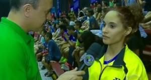 Do Piauí para o mundo: Piauiense é destaque no Pan de badminton e disputa medalha de ouro