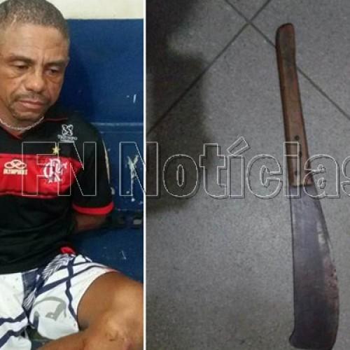 Homem de Paulistana é preso após matar e decepar a mulher no Pernambuco
