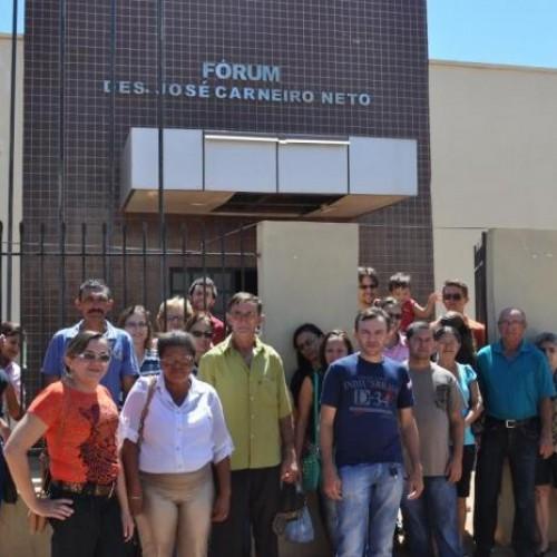 População de cidade do Piauí move ação contra a operadora Tim