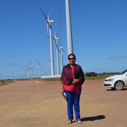 Regina apresentará projeto para que energia eólica abasteça município produtor