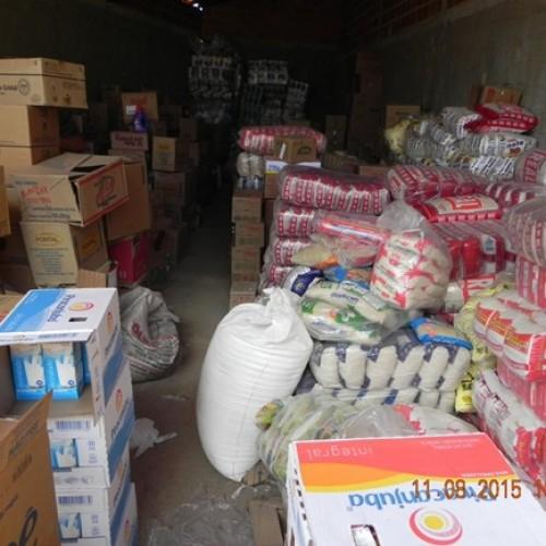 Sefaz-PI estoura depósito clandestino e encontra R$ 68 mil em mercadorias