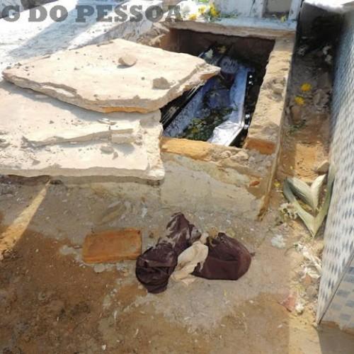 24h após ser enterrado, corpo de mulher é violado sexualmente no Piauí