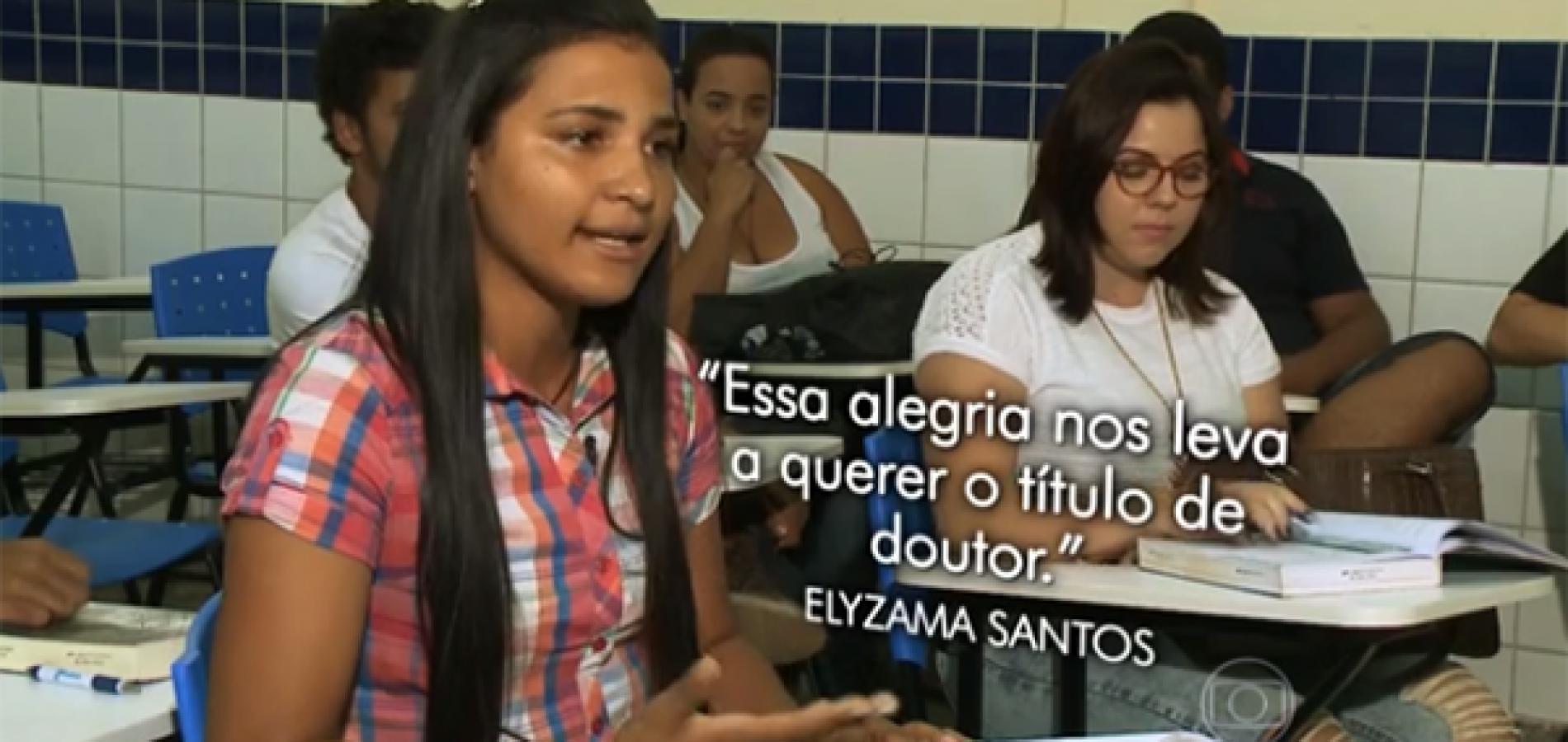 Jornal Hoje: Bom Jesus-PI, a cidade com a maior proporção de doutores