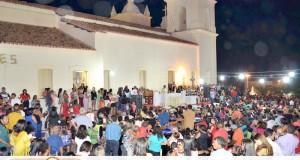 FOTOS | 9ª noite de novena, quermesse e leilão de N. S. das Mercês, em Jaicós
