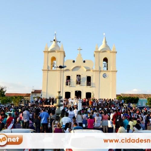 Multidão celebra a festa Nossa Senhora das Mercês, padroeira de Jaicós; veja fotos