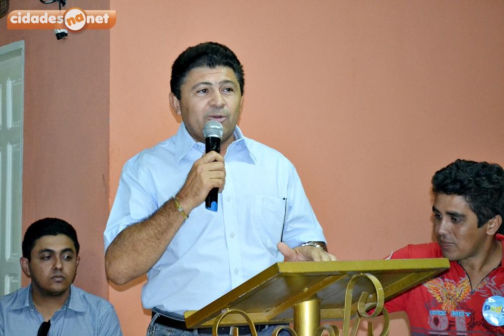 Tony Borges, ex-prefeito de Geminiano
