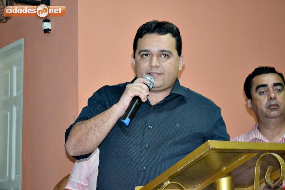 Toninho, liderança política de Caridade do Piauí