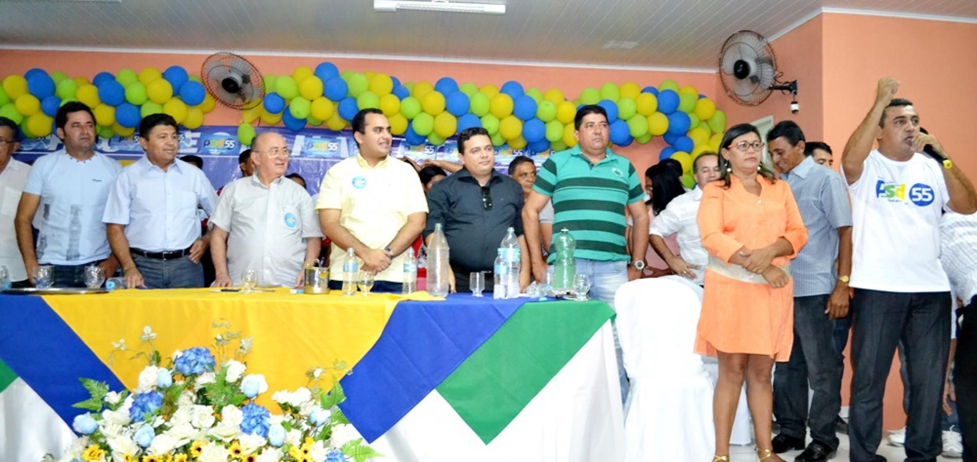 JAICÓS | Vice-prefeito filia ao PSD e se prepara para disputar eleições em 2016