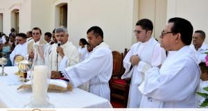 FOTOS | Missa Solene da Festa de N. S. das Mercês, em Jaicós
