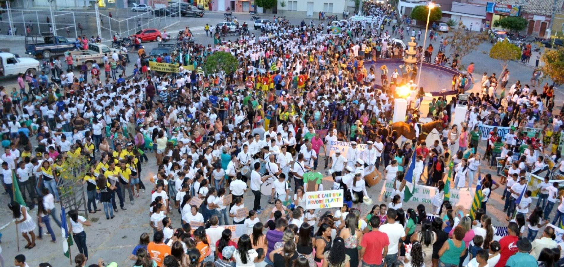 FOTOS | Desfile da Independência em Jaicós