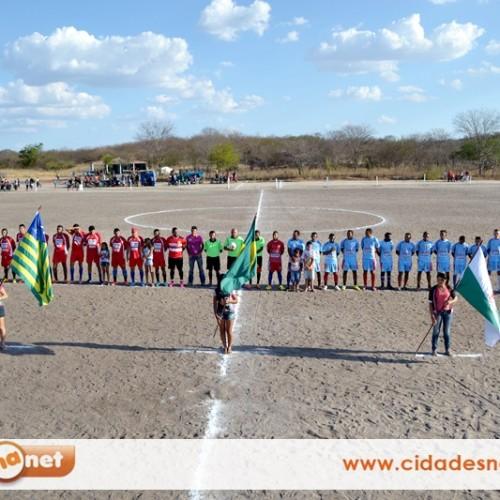 MASSAPÊ   Empate marca a abertura do Campeonato Municipal de Futebol