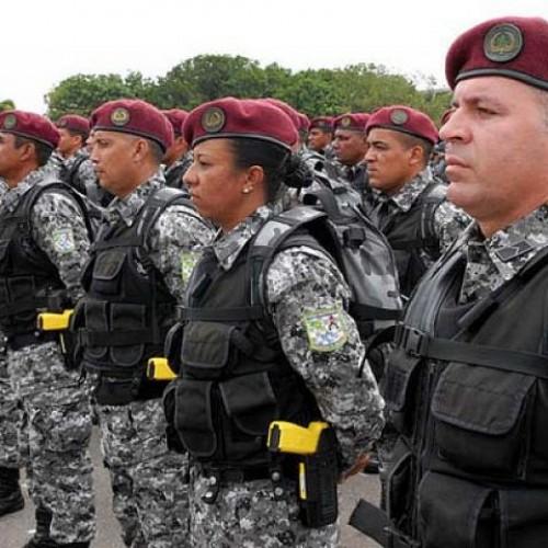 Governo traz Força Nacional  para postos da PM-PI