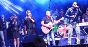 FOTOS | Evento 'Louvorzão Celebrai' em Simões