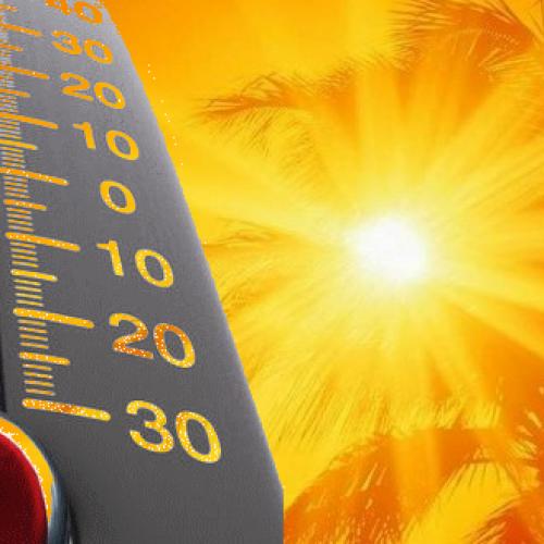 Cidade do Piauí registra a maior temperatura do País; Piauí  vive em  estado de alerta