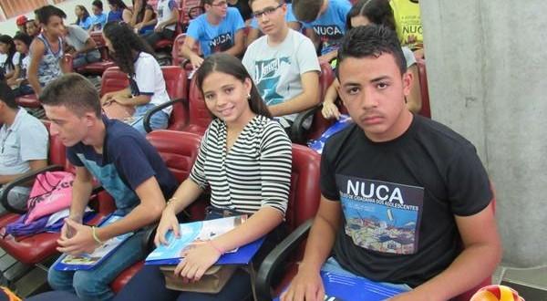 SIMÕES | Alunos da rede pública participam do 6° ciclo de capacitação do Selo UNICEF