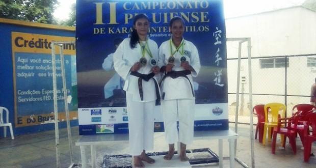Jovens do Serviço de Convivência de Campo Grande conquistam 8 medalhas no II Campeonato Piauiense de Karatê