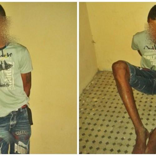 JAICÓS   Menor acusado de matar homem a facada é capturado pela Polícia Militar