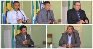 Vereadores de Patos do Piauí repercutem a crise na tribuna da Câmara