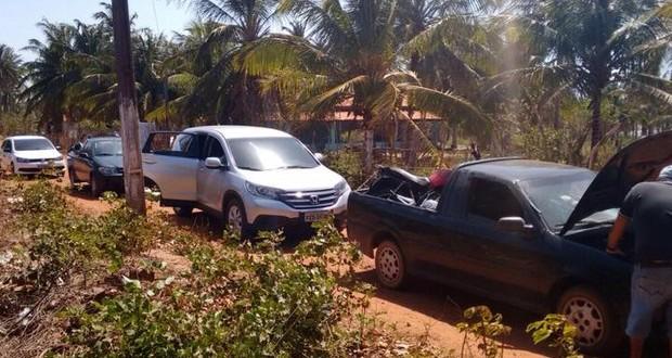 Cinco pessoas são presas por receptação de carros roubados no Piauí