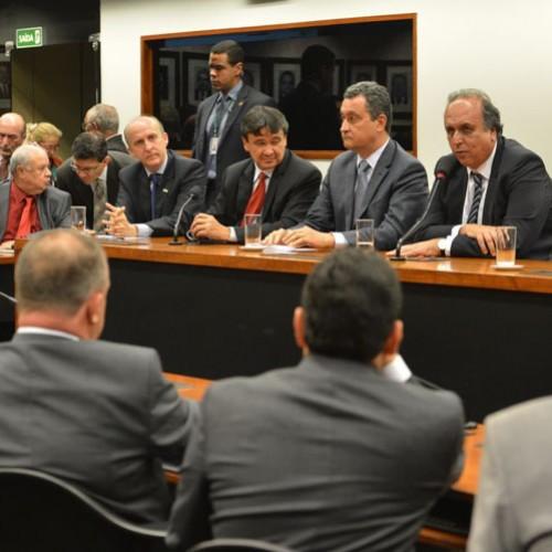 Governador Wellington Dias defende aumento da CPMF