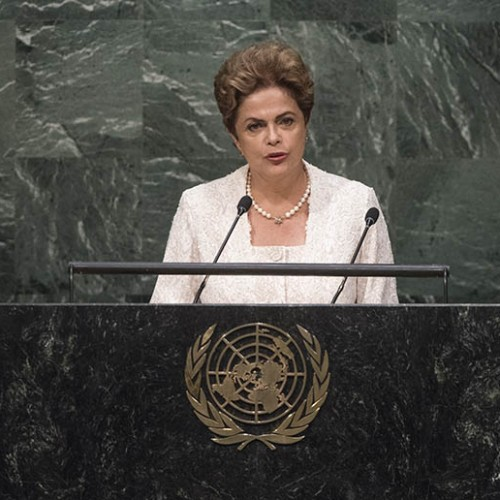 Na ONU, Dilma diz que Brasil não tem 'problemas estruturais graves'