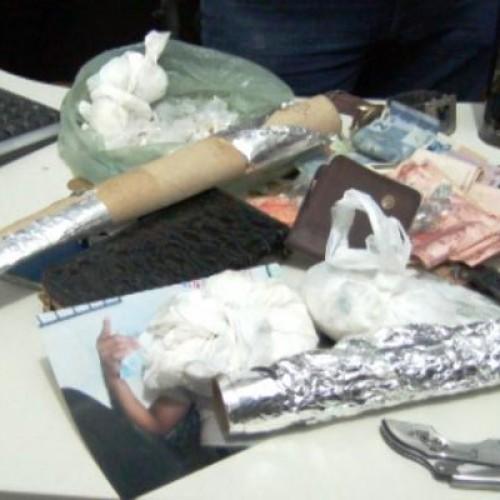 Polícia faz apreensão de uma grande quantidade de droga em Picos