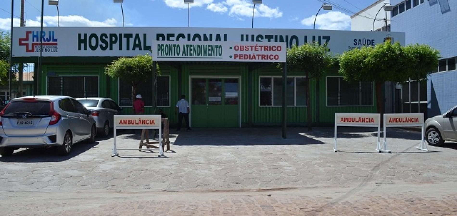 Coren-PI faz vistoria no Hospital Regional do município de Picos