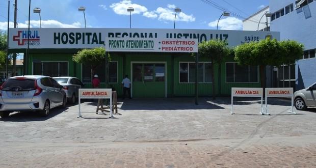 Médicos ameaçam parar hospital Justino Luz por falta de salários