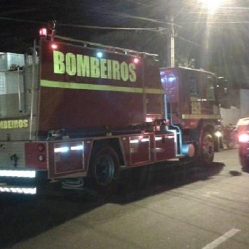 Incêndio destrói parte da antiga sede da 9ª GRE em Picos