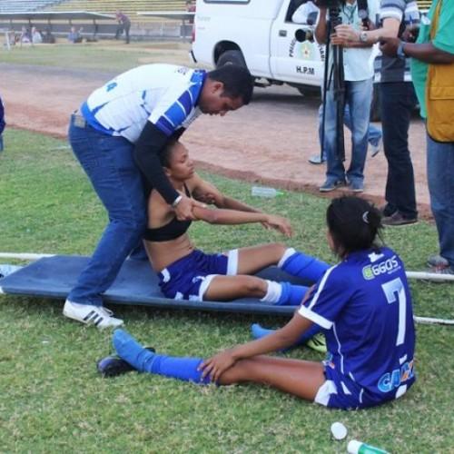 Seis jogadoras desmaiam em partida do Campeonato Brasileiro no Piauí
