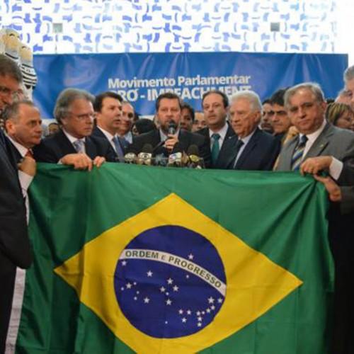 Oposição lança campanha pelo impeachment de Dilma Rousseff