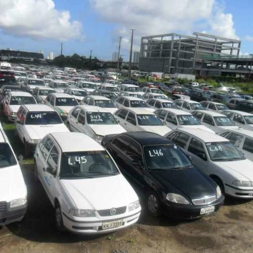 Veículos apreendidos pelo Detran terão apenas 60 dias para serem recuperados