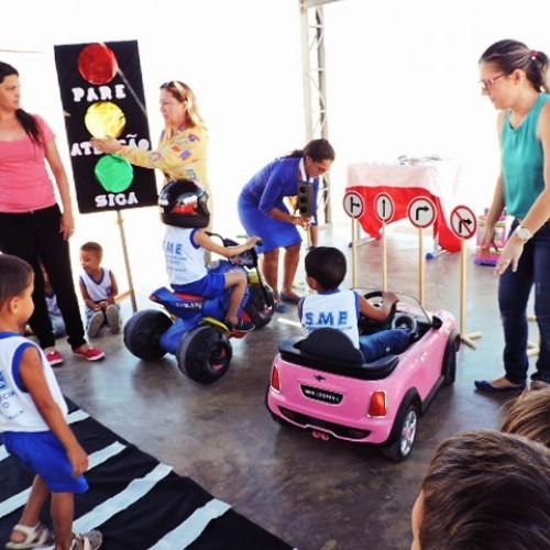 CAMPO GRANDE | Creche Maria Madalena realiza projeto sobre prevenção de acidentes doméstico e de  trânsito