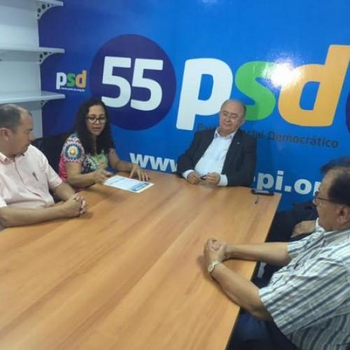 PSD é criado em novos municípios e filia 6 mil pessoas em suas semanas