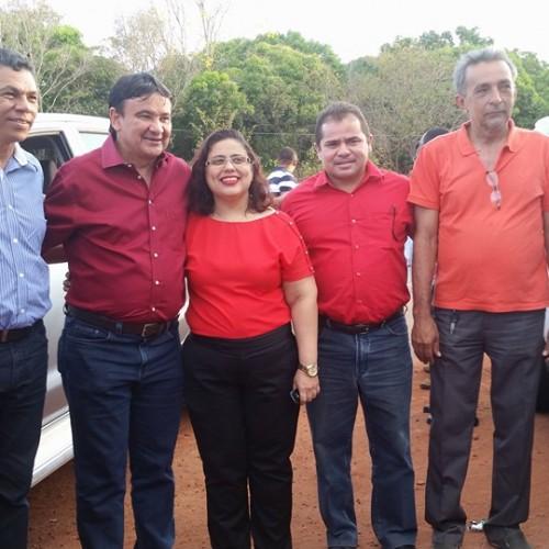 PT filia dez prefeitos, vereadores e lideranças nesse final de semana