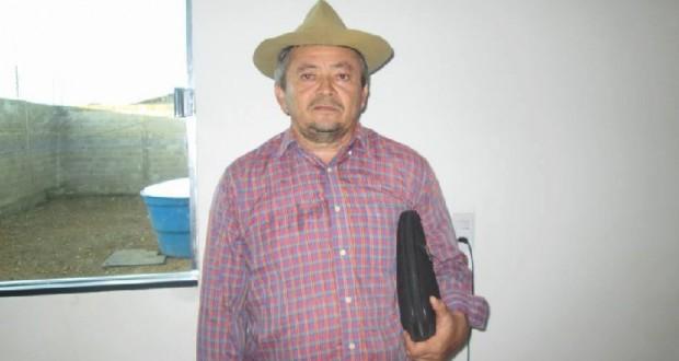 Morre vice-prefeito de São João do Piauí aos 49 anos após parada cardíaca