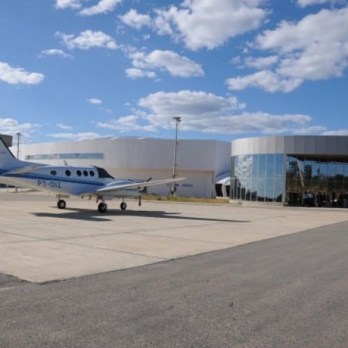 Governador inaugura Aeroporto Serra da Capivara nesta terça (27)