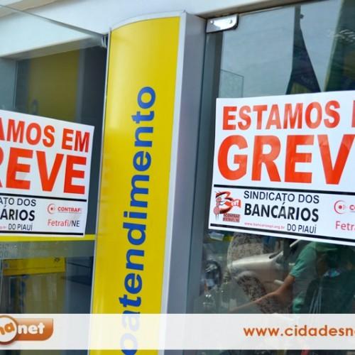 Em greve há 15 dias, bancários do Piauí podem voltar a ativa após nova negociação