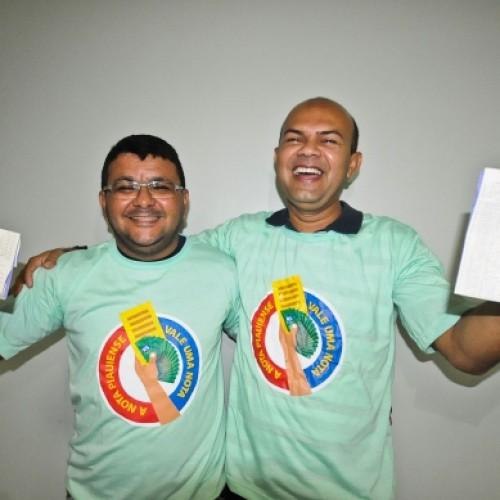 Servidor Público é o vencedor do 1º sorteio da Nota Piauiense