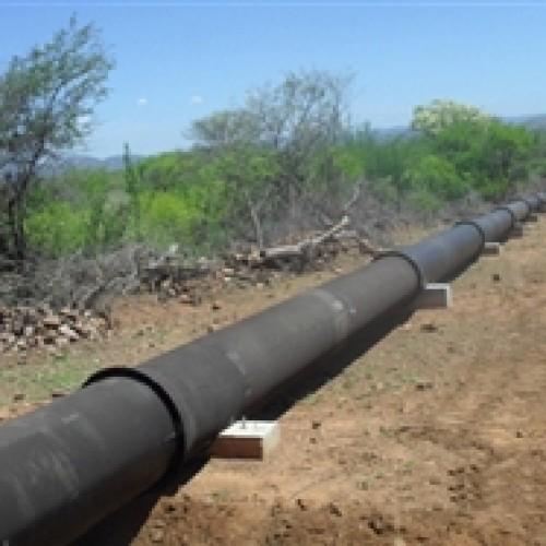 Polícia investiga o furto e  venda de água de adutora da barragem de Poço do Marruás em Patos do Piauí