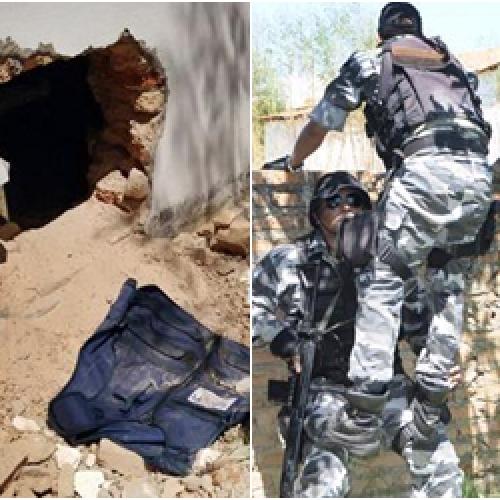 Criminosos fazem buraco na parede e invadem Bradesco no Piauí