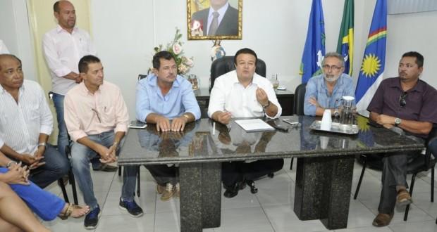 araripina reunião